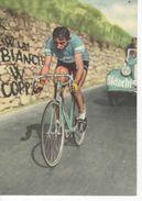 FAUSTO  COPPI   BIANCHI - Cycling
