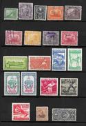 NICARAGUA - COLLECTION D'ANCIENS 1869 / 1949 - 20 Timbres Neufs Et Oblitérés - Nicaragua