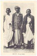 Cpa Djibouti - Ménage Indigène - Djibouti