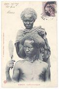 Cpa Djibouti - Coiffure D'un Somalis - Djibouti