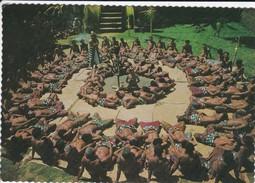 ASIE--INDONESIE---BALI--the Exiting Ketjak Dance Of Bali--voir 2 Scans - Indonésie