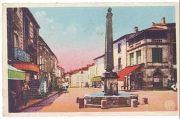 Cpa Vias, Hérault - La Fontaine ( édition Bigou ) - France