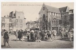 22 COTES D'ARMOR - SAINT BRIEUC Le Marché Aux Bestiaux Place Du Champ De Mars - Saint-Brieuc