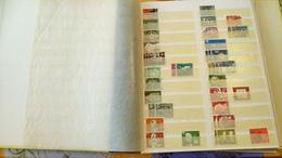 F0255  LOT FEUILLES STOCK RFA A TRIER BELLE COTE DÉPART 10€ - Sammlungen (im Alben)