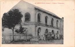 GABON - Libreville / Postes Et Télégraphes - Gabon