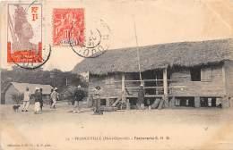 GABON - Topo H / Franceville - Factorerie S.H.O - Gabon