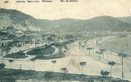 Rio De Janeiro - Avenida Beira-mar, Botafogo (001007) - Rio De Janeiro