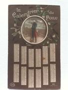 C P  Le Calendrier Du Poilu  ( 1916 )  No 1 - 1914-18