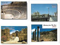 4144d: 21 AKs Jordanien, Nicht Alle Abgebildet, Einige Davon Im Präsentationsfolder, Alles Ungelaufen - Jordanien