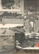 LOT DE 120 CARTES POSTALES , Cpa , Variées , Bon état  , FRAIS DE PORT France : 9.00 - 100 - 499 Postcards