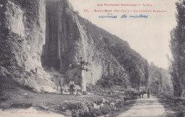 Saint Béat (31) - La Carrière Romaine - France
