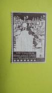 Vignette Italie  Venise  VIII Esposizione Internazionzle D'Arte De La Citta Di Venezia 1909  ( 22 Aprile - 31 Ottobre ) - Cinderellas