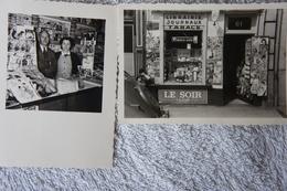 Photo MOLENBEEK SAINT JEAN Bruxelles Librairie Vers Rue De La Meuse 50' - Plaatsen