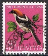 Switzerland SG J223 1968 Pro Juventute 30c+10c Good/fine Used [17/15765/7D] - Pro Juventute