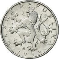 République Tchèque, 50 Haleru, 1993, SUP, Aluminium, KM:3.1 - Tchéquie