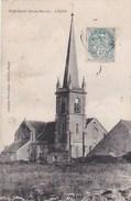 52 TORCENAY Coin Du VILLAGE  EGLISE à Travers CHAMPS  Timbre 1910 - Zonder Classificatie
