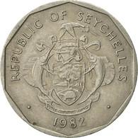 Seychelles, 5 Rupees, 1982, British Royal Mint, TTB, Copper-nickel, KM:51.1 - Seychelles