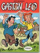 Gaston En Leo Door Jef Broeckx Stripverhaal Strip - Livres, BD, Revues