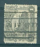 "BELGIE - OBP  TR 71 - Cachet  ""GENT-DAMPOORT - GAND-PORTE D'ANVERS"" - (ref. 13.992) - Chemins De Fer"