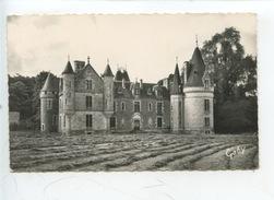 Saint Gilles Vieux Marché : Le Château De Quélennec (n°3 Artaud Cp Vierge) - Saint-Gilles-Vieux-Marché