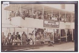 HAMBURG 1938 - GROSSE HAFEN RUNDFAHRT - TB - Autres