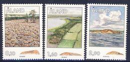 #Åland 1994. Geology. Michel 79-81. MNH(**) - Aland