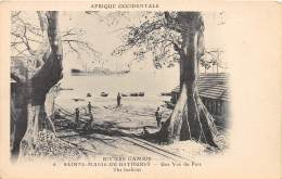 GAMBIE / Sainte Marie De Bathurst - Une Vue Du Port - Gambie