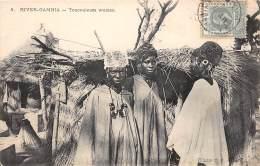 GAMBIE / Toucouleurs Women - Gambia