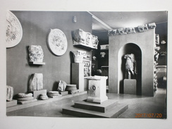 Postcard Tarragona Museo Arqueologico Roman Monuments Real Photo My Ref B21572 - Museum