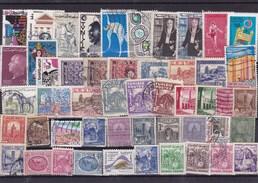 TUNISIE: Y&T : Lot De 50 Timbres Oblitérés - Tunesië (1956-...)