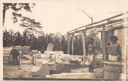 GHANA - Topo / Photo Card - Beau Cliché Animé - Ghana - Gold Coast