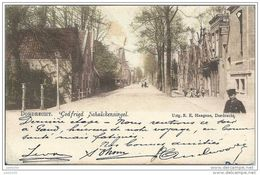 DORDRECHT ..-- Godfried Schalckensingel . 1902 Vers BEAUMONT ( Capitaine Comm . Artillerie E. BRICUSSE ) .  Voir Verso . - Dordrecht