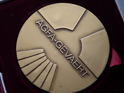AGFA-GEVAERT ( 68 Mm./ 116.6 Gr. - For Grade, Please See Photo ) ! - Professionals / Firms