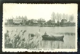 Overmeire - Donck  (  Overmere )   :  Zicht Op Het Meer - Berlare