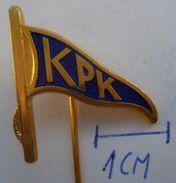 ROWING CLUB, KAYAK & CANOE KPK CROATIA  PINS BADGES Z3 - Rowing