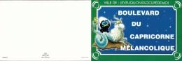 Boulevard Du Capricorne Mélancolique - Astrologie