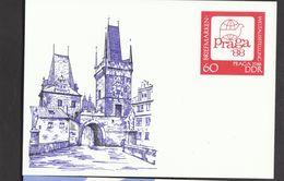 Deutschland DDR  P 99 Praga 1988 - [6] República Democrática