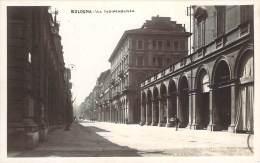 Italie - Bologna - Via Indipendenza (qualité Papier Glacé Photo Carte) - Bologna