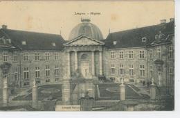 LANGRES - Hôpital - Langres
