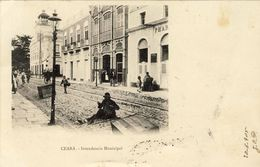 BRASIL - CEARA - Intendência Municipal (1905) - Fortaleza