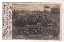 Nr.  8940,  Kaiserliche Marine Feldpost,  Libau, Lettland - Oorlog 1914-18