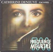 45 TOURS CATHERINE DENEUVE VIRGIN AAA 1988 FREQUENCE MEURTRE - Soundtracks, Film Music