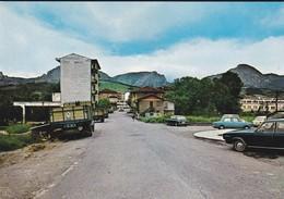 ESPAGNE--RARE---ABADIANO--ABADINO--vue Partiel De Matiena--( Voitures + Camion )--voir 2 Scans - Espagne
