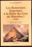 Les Boteresses Liégeoise à La Butte De Waterloo ? (1826) - Culture