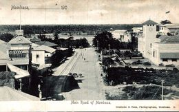 MAIN ROAD OF MOMBASA - Tanzania