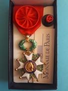 Légion D'honneur Officier + Rosette - Francia