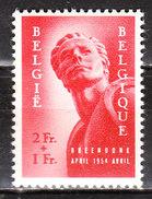 943**  Breendonk - Bonne Valeur - MNH** - Taches De Rouille - LOOK!!!! - Belgium