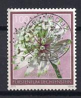YT N° 1692 - Oblitéré -  Fleurs - Gebraucht