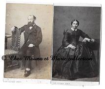 BEAUNE - FAMILLE VILLAME - COTE D OR - CDV PHOTO COCHEY - GENEALOGIE - Personnes Identifiées