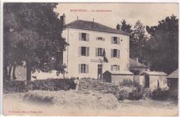 Montpont La Gendarmerie - France